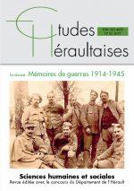 Revue Etudes Héraultaises 2019 n° 52