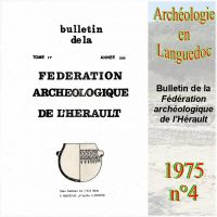 Archéologie en Languedoc 1975-4 Bulletin