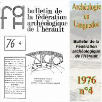 Archéologie en Languedoc 1976-4 Bulletin