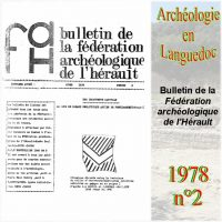 Archéologie en Languedoc 1978-2 Bulletin