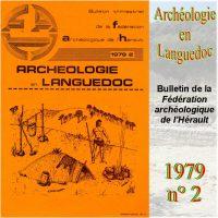 Archéologie en Languedoc 1979-2 Bulletin
