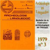 Archéologie en Languedoc 1979-3 Bulletin