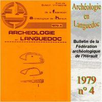 Archéologie en Languedoc 1979-4 Bulletin