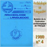Archéologie en Languedoc 1980-4 Bulletin