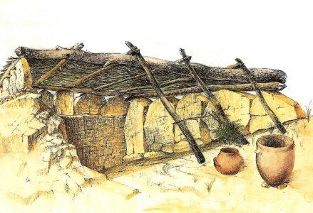 Site archéologique illustration