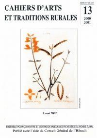 ATR 2001-13 cahier d'Arts et Traditions Rurales