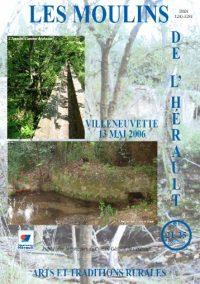 ATR 2002-2006-21-25 cahier d'Arts et Traditions Rurales