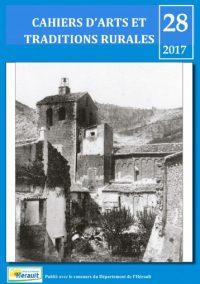 ATR 2017-28 cahier d'Arts et Traditions Rurales