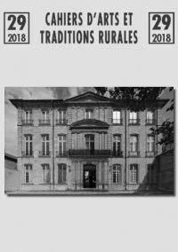 ATR 2018-29 cahier d'Arts et Traditions Rurales