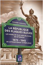 La scène se déroule dans un village du Biterrois en 1940-1941. La préfecture de l'Hérault demande l'enlèvement des plaques de la rue Jean Laurès. Incompréhension et stupéfaction de la municipalité: pourquoi enlever le nom de ce natif du cru, félibre, de surcroît ? En réalité, la cible était le socialiste Jean Jaurès. La quasi homophonie des deux noms avait failli coûter au poète sa place au sein du panthéon municipal. Une telle mésaventure peut paraître cocasse ; en réalité, cette bataille autour des noms de rues, les odonymes, est un aspect de l'affrontement politique et symbolique que se sont livrées droite et gauche sous la IIIe République. Le système d'hommage public urbain ne résulte pas,en effet, d'une coutume pacifique de baptême. Il est le fruit et l'instrument d'un combat politique,dont les plaques qui figurent sur nos murs sont autant de traces. À l'angle des rues du Biterrois, espace emblématique de ce Midi rouge parfois mythifié et aujourd'hui disparu, c'est un affrontement de trois quarts de siècle qui se livre et qui fera des plaques émaillées, les plaques de la République.