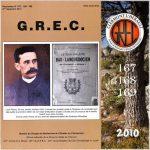 GREC 2011 Fascicules 167-168-169