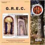 GREC 2012 Fascicules 170-171-172