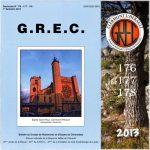 GREC 2013 Fascicules 176-177-178
