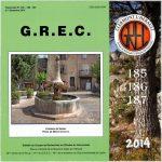 GREC 2014 Fascicules 185-186-187